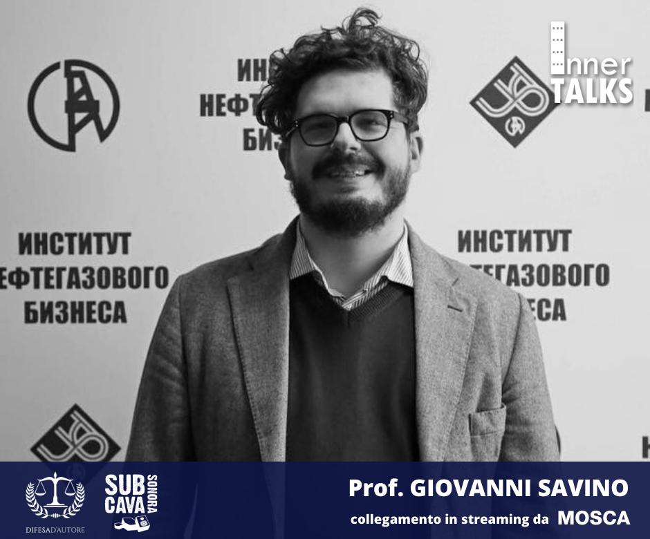 Giovanni Savino – Mosca
